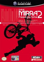 Cover Dave Mirra Freestyle BMX 2