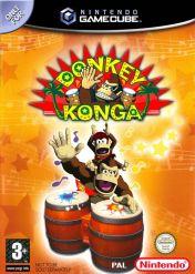 Cover Donkey Konga