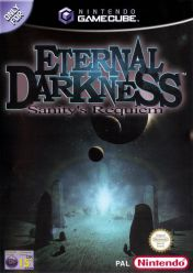 Cover Eternal Darkness: Sanity's Requiem (GameCube)