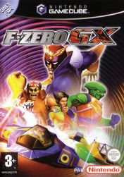 Cover F-Zero GX (GameCube)