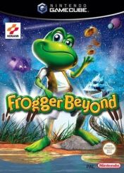 Cover Frogger Beyond