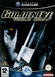 Cover GoldenEye: Rogue Agent