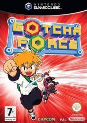 Cover Gotcha Force