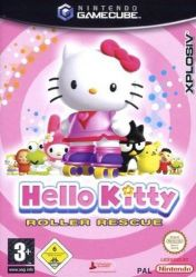 Cover Hello Kitty: Roller Rescue