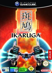 Cover Ikaruga (GameCube)
