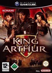 Cover King Arthur