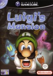 Cover Luigi's Mansion (GameCube)