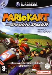 Cover Mario Kart: Double Dash!! (GameCube)