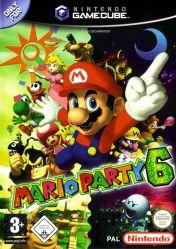 Cover Mario Party 6 (GameCube)