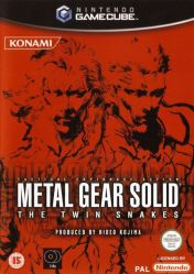 Cover Metal Gear Solid: The Twin Snakes