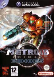 Cover Metroid Prime 2: Echoes (GameCube)