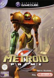 Cover Metroid Prime
