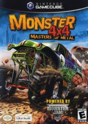 Cover Monster 4x4: Masters of Metal