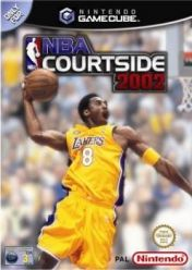 Cover NBA Courtside 2002
