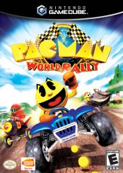 Cover Pac-Man World Rally