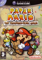 Cover Paper Mario: The Thousand-Year Door