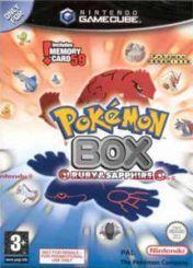 Cover Pokémon Box: Ruby and Sapphire