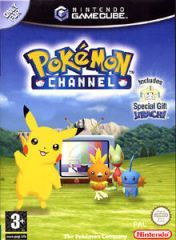 Cover Pokémon Channel (GameCube)