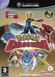 Cover Pokémon Colosseum