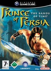 Cover Prince of Persia: The Sands of Time (GameCube)