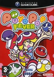 Cover Puyo Pop Fever