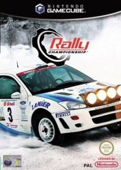 Cover Rally Championship