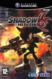 Cover Shadow the Hedgehog