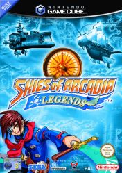 Cover Skies of Arcadia Legends