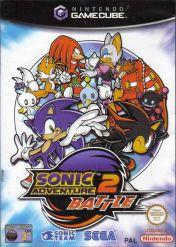 Cover Sonic Adventure 2 Battle (GameCube)