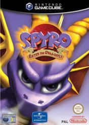 Cover Spyro: Enter the Dragonfly