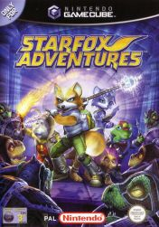 Cover Star Fox Adventures