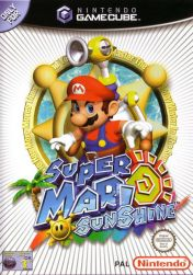 Cover Super Mario Sunshine