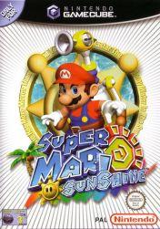 Cover Super Mario Sunshine