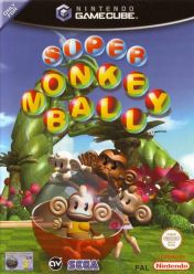 Cover Super Monkey Ball