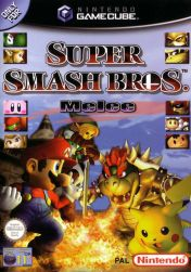 Cover Super Smash Bros. Melee