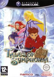 Cover Tales of Symphonia
