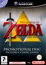 Cover The Legend of Zelda Collector's Edition
