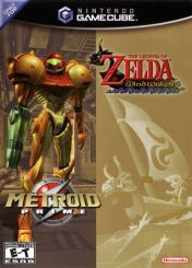 Cover The Legend of Zelda: The Wind Waker / Metroid Prime