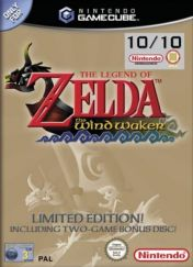 Cover The Legend of Zelda: The Wind Waker (GameCube)
