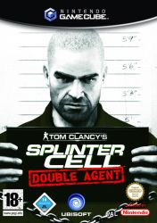 Cover Tom Clancy's Splinter Cell: Double Agent