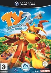 Cover Ty the Tasmanian Tiger 2: Bush Rescue