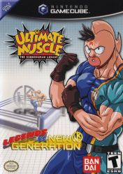 Cover Ultimate Muscle: Legends vs New Generation