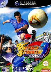 Cover Virtua Striker 2002