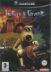 Cover Wallace & Gromit in Project Zoo