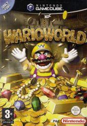 Cover Wario World