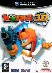 Cover Worms 3D