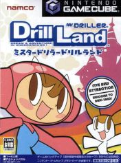 Cover Mr. DRILLER DrillLand