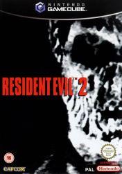 Cover Resident Evil 2 (1998)