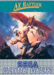 Cover Ax Battler: A Legend of Golden Axe