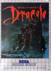 Cover Bram Stoker's Dracula (GameGear)